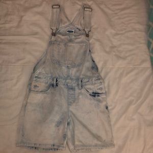 Old navy girls overalls